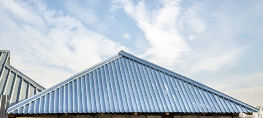 Metal roof replacement contractor Rochester